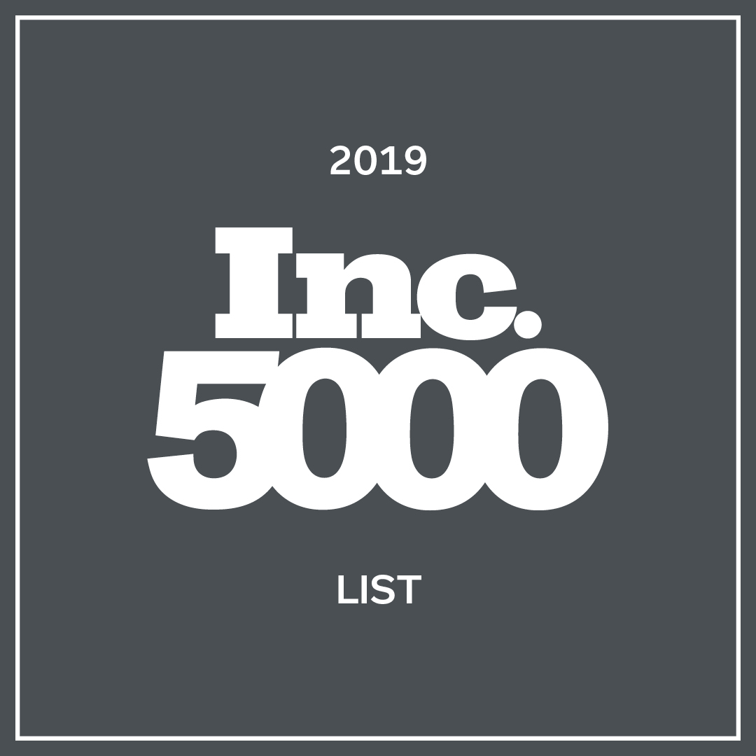 Benchworks Named to Inc. 5000 List of America's Fastest-Growing Private Companies for Fifth Year in a Row