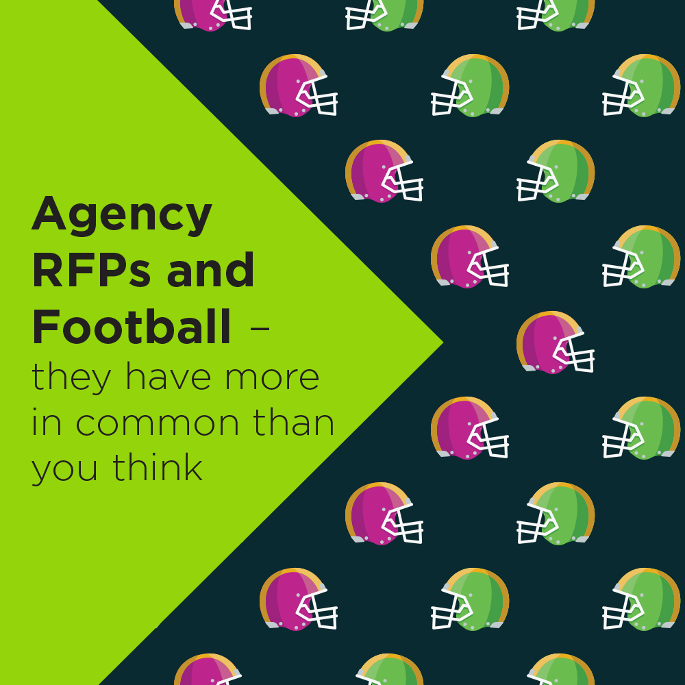 Agency RFPs and Football – they have more in common than you think