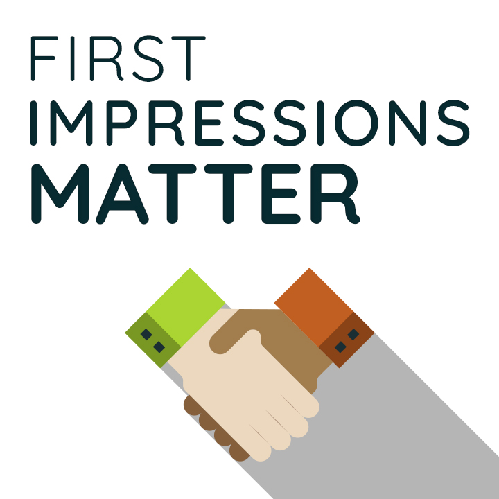 Think beyond your boss: making a good first impression