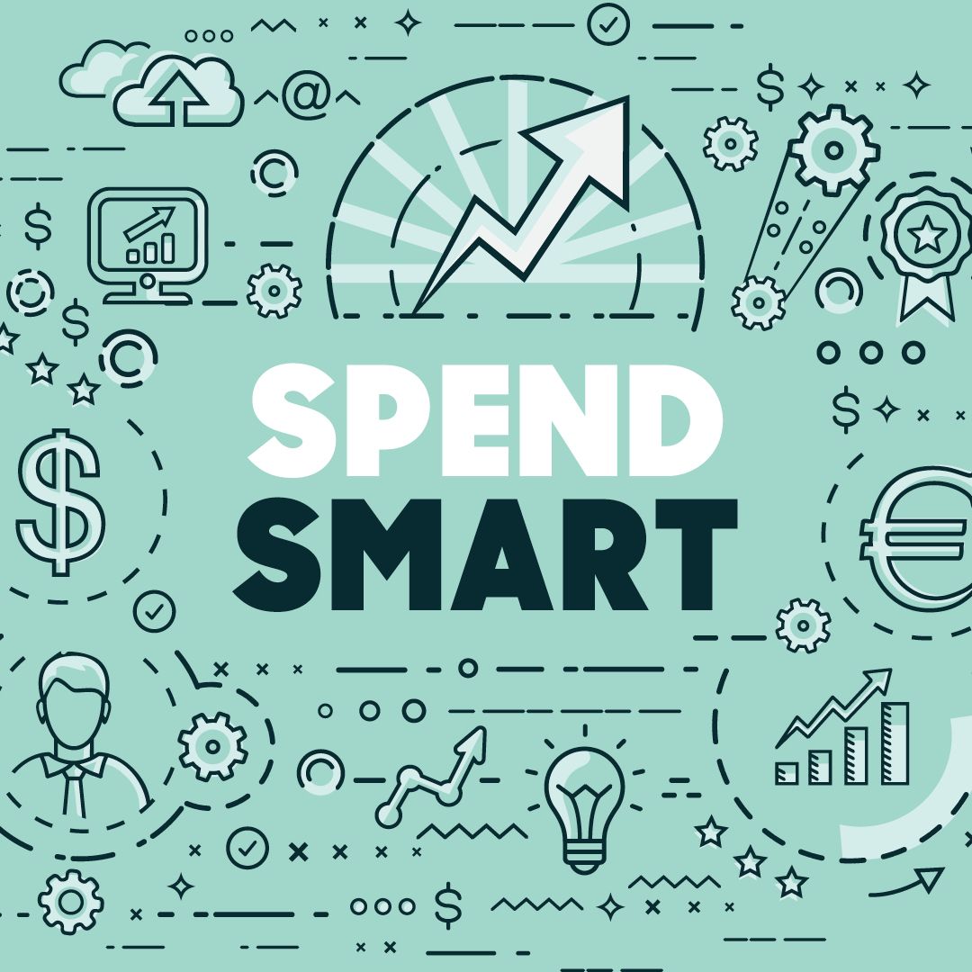 Spend smart, not more, when building your sales strategy