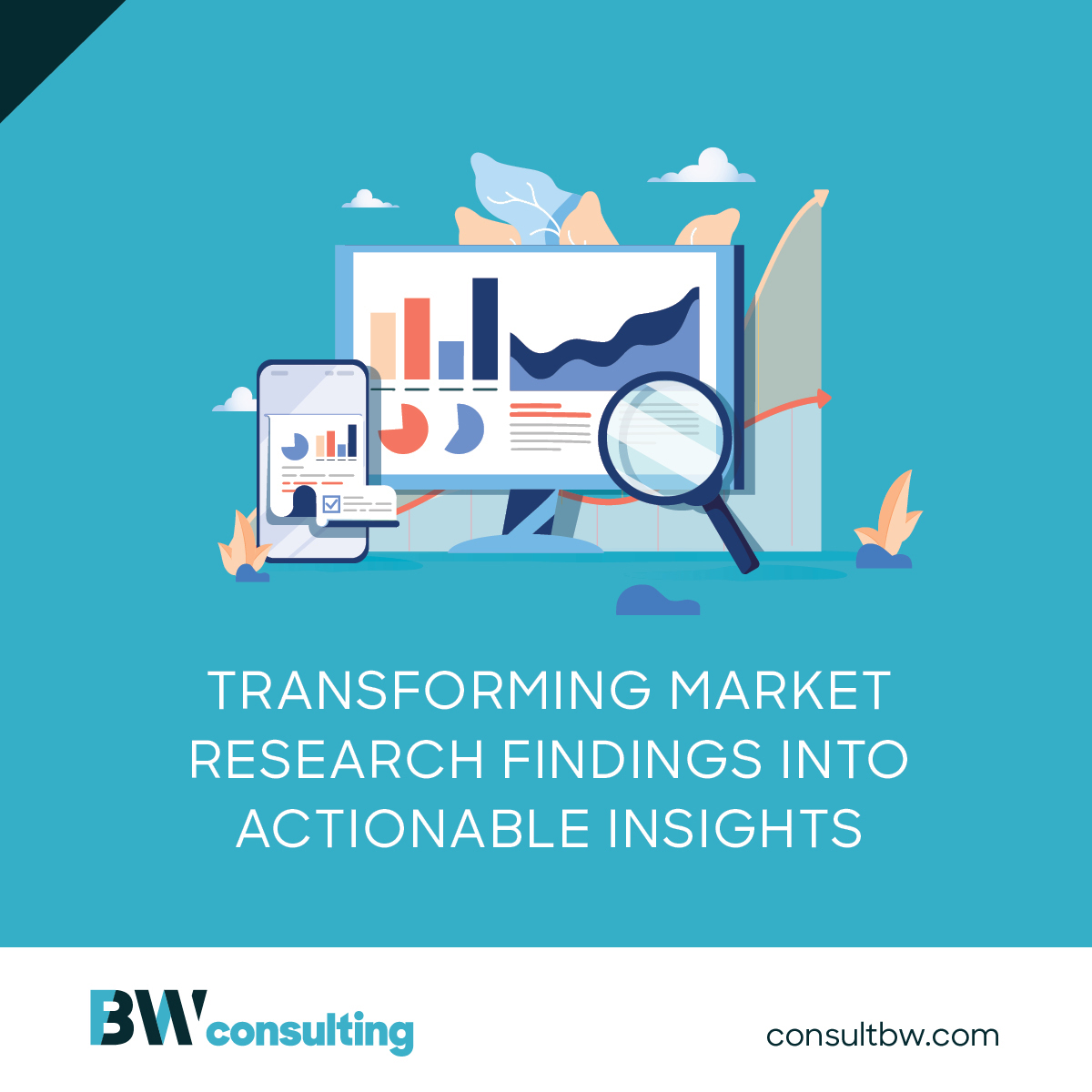 Transforming Market Research Findings Into Actionable Insights