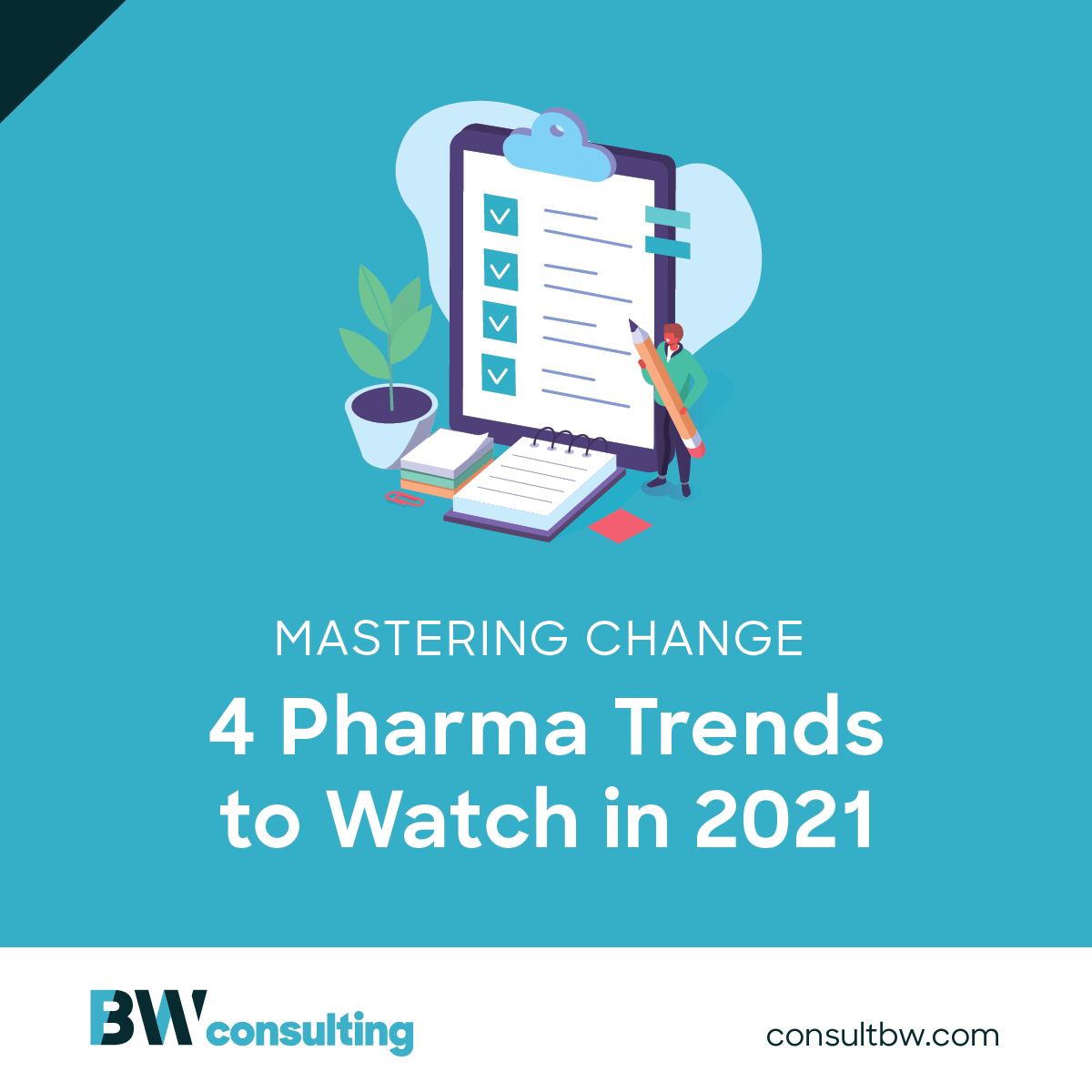 4 Pharma Trends to Watch